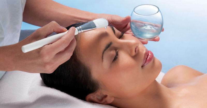 Bőrterápiás kezelések