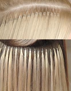 Keratinos hajhosszabbítás